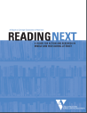 Reading next: A vision for action and research in middle and high school literacy Artwork