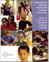 Framework for informed reading and language instruction: Matrix of multisensory structured language programs Artwork