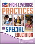 High-leverage practices in special education Artwork