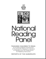 National Reading Panel Artwork
